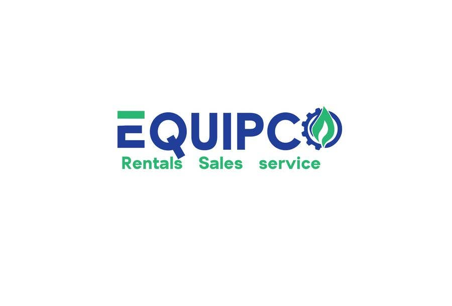 Bài tham dự cuộc thi #                                        269                                      cho                                         EQUIPCO Rentals Sales Service