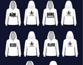 Nro 207 kilpailuun Custom T-Shirt Design - Cannabis Lifestyle Brand käyttäjältä Sidra9027