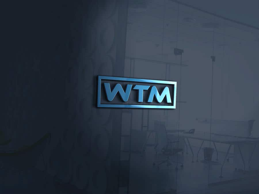 "Contest Entry #                                        107                                      for                                         Create a company logo with the letters ""WTM"" in it."