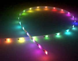 KAYRAstudio tarafından I need a 3D modeler to create an LED light strip için no 9