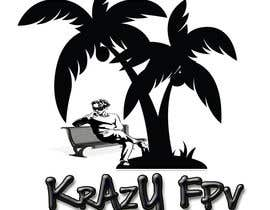 "#22 for Design a Logo for ""Krazy FPV"" by soft62"