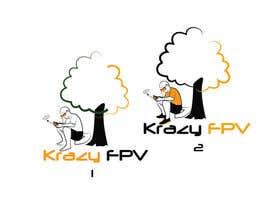 "#33 for Design a Logo for ""Krazy FPV"" by OksanaPinkevich"