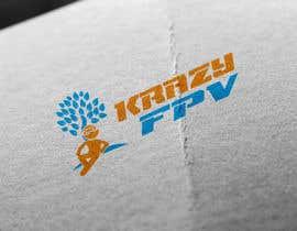 """#8 for Design a Logo for """"Krazy FPV"""" by RishiKhan"""