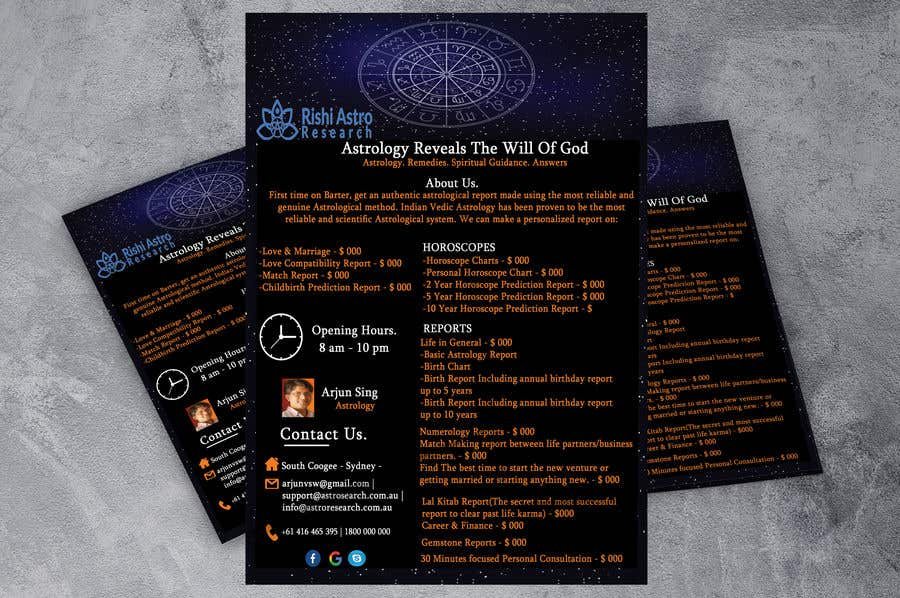 Kilpailutyö #                                        16                                      kilpailussa                                         Promotional Brochure