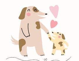 Nro 14 kilpailuun Dog Love Poster käyttäjältä Shoughshariar