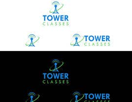 #366 for Create a logo for TOWER CLASSES by bandashahin