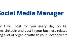 #12 for Social Media Manager every Month by Anuara