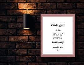 #108 para 10 Quote Poster designs por parthodas811