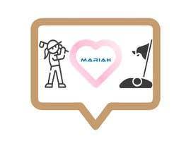 #84 for Mariah logo by RKGhosh45