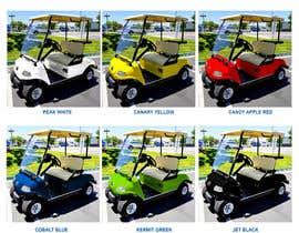 #4 for Colour golf carts photoshop af rockztah89