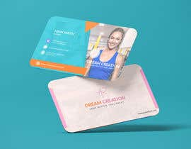 #386 for I need a business card designer by Dreamcreationbd