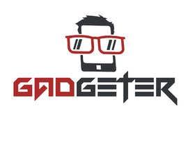 Nro 128 kilpailuun Create Logo for name Gadgeter käyttäjältä BLACKEYES0