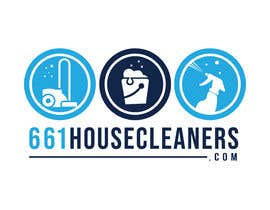 #793 untuk Logo design for house cleaning company oleh sharminrahmanh25
