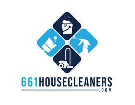 #802 untuk Logo design for house cleaning company oleh sharminrahmanh25