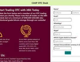 Nro 17 kilpailuun Build me a one page website wordpress theme site käyttäjältä saiswapnilvodela