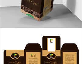 #29 для Design a package graphics for premium coffees от Forhad15