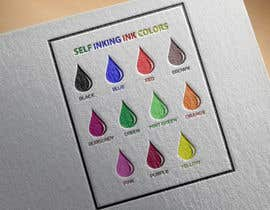 #115 for Ink Swatch Color Graphic by mutassimbillah78