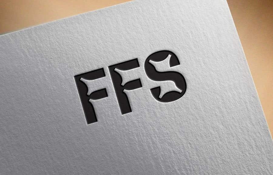 Bài tham dự cuộc thi #                                        143                                      cho                                         Logo design - FFS