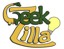 #110 para Logo Design for GeekZilla de darknightsam