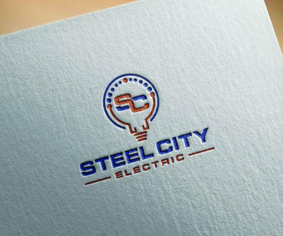 Penyertaan Peraduan #                                        255                                      untuk                                         Design a logo for my electrical business