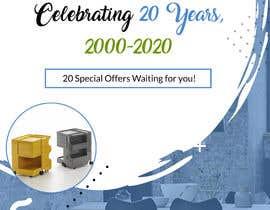 #31 untuk 20 years online oleh bharanikumars