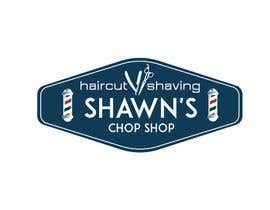 #55 cho Design logo for barber shop- Wanting a logo for a barber shop designed. The name is Shawn's Chop Shop.   Things that can be incorporated would include:  Barber pole Scissors  Straight razor  Hair Clippers •Modern or Old style designs welcome. bởi Emmanuelraju777