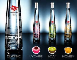 #207 untuk Design a Logo for Hong Kong Distillery vodka logo and bottle design oleh DakotaBashir