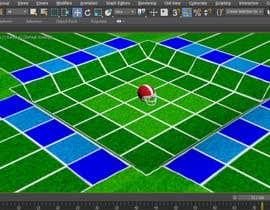 Nro 2 kilpailuun 3D Designer for an American Football Field (Casual Mobile Game in Unity) käyttäjältä DastanGameWorld