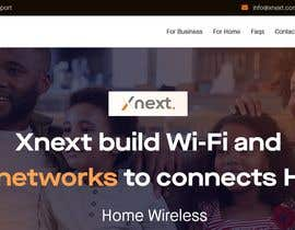 #22 for A Wi-Fi ISP startup needs website landing page. by Rashedmallick