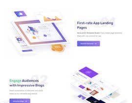 #47 for A Wi-Fi ISP startup needs website landing page. by SoftLuckys
