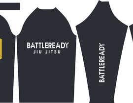 #7 для I need 2 MMA/Jiu Jitsu Rash Guards Designed on ILLUSTRATOR/PHOTOSHOP от jisan79
