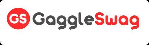 Kilpailutyö #                                        23                                      kilpailussa                                         Logo for GaggleSwag