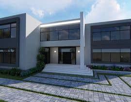#97 untuk Design exterior elevation for residential villa oleh ArqPortillo