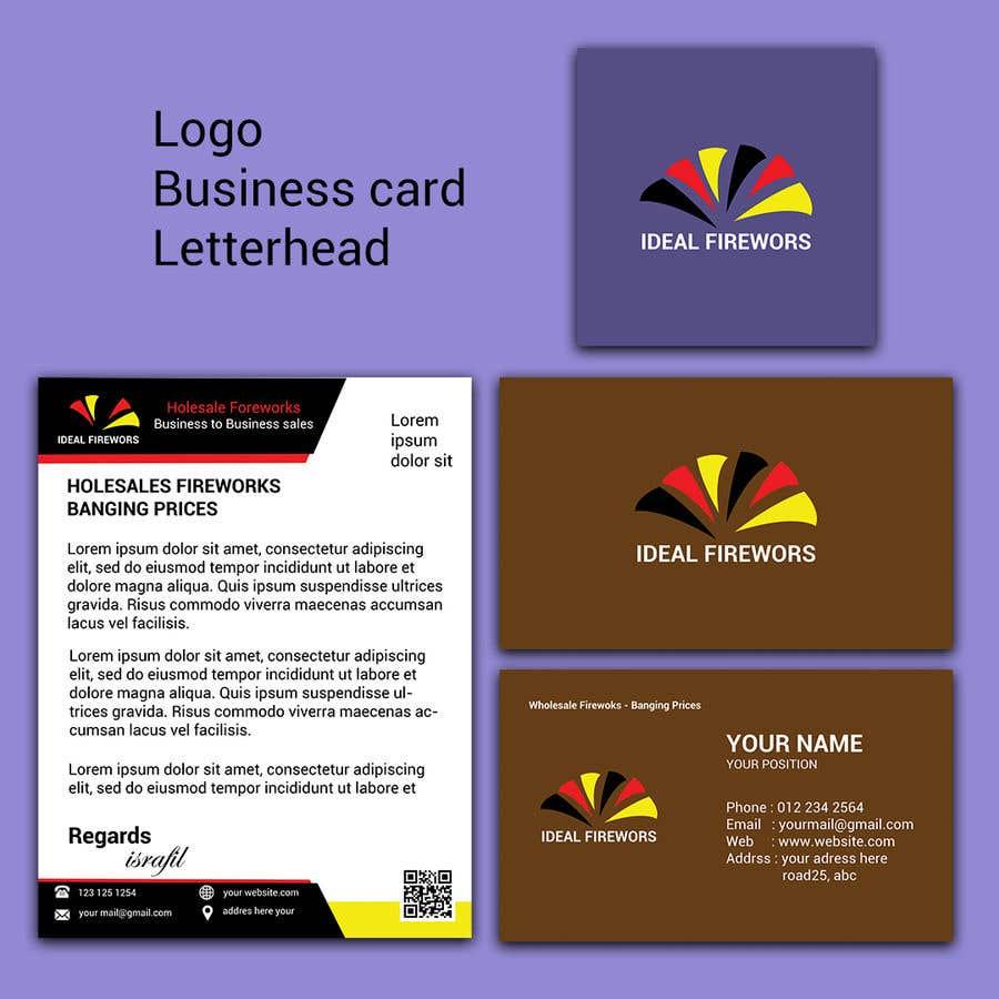 Penyertaan Peraduan #                                        51                                      untuk                                         Logo | Business Card | Letterhead | 1 x Banner - GRAPHIC DESIGN