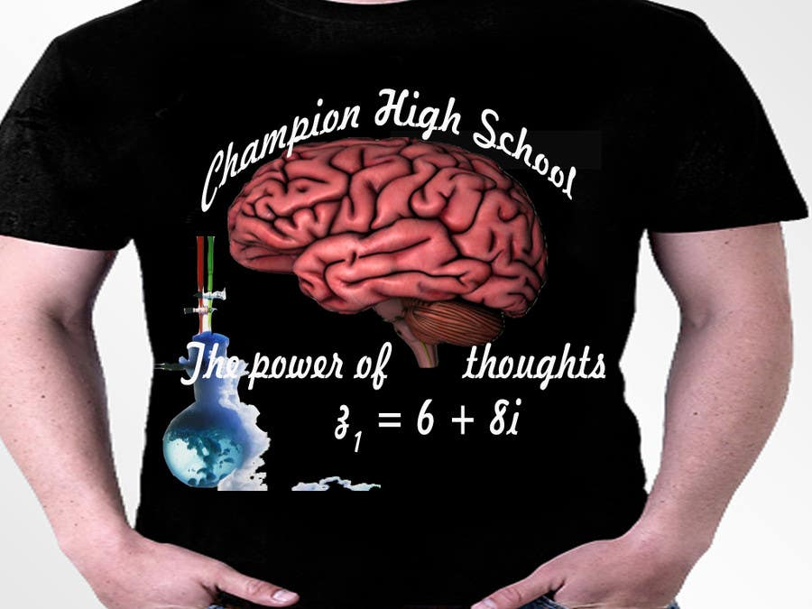 Contest Entry #24 for Design a science themed T-shirt for a Science Olympiad team.