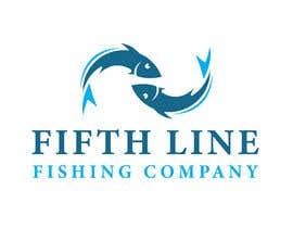 #214 for Fifth-line fish Company Logo by cshamza10