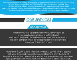 #7 for I need a Flyer for My company by namishkashyap
