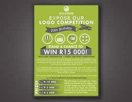 #30 for A5 print design for competition af Biswajitkhan