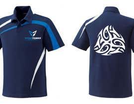 Nro 11 kilpailuun Design an athletic performance shirt for a tennis academy. käyttäjältä SakibIslamSagor