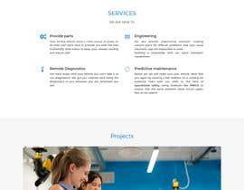 Nro 20 kilpailuun Create a modern, intuitive, quick company website käyttäjältä mouradsme