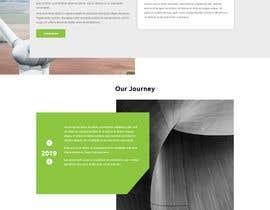 Nro 23 kilpailuun Create a modern, intuitive, quick company website käyttäjältä szak33