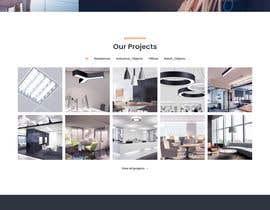 Nro 29 kilpailuun Create a modern, intuitive, quick company website käyttäjältä Sksawpon2030