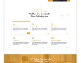 #64 for Build a website for a Law Firm by husainmill
