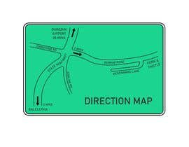#4 for Draw me a directions map by RenggaKW