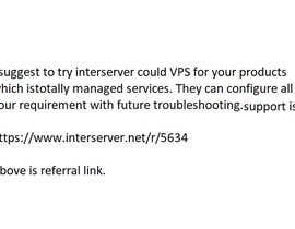 Nro 10 kilpailuun configure web server in google cloud käyttäjältä a1friend