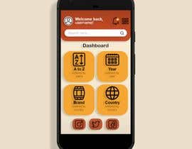 Nro 80 kilpailuun Design UI/UX for android application käyttäjältä yassiinyassin22