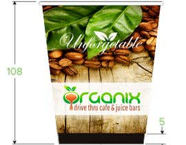 #15 for Create Print and Packaging Design for a takeaway coffee cup by NCsigns