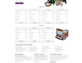 #11 for Design a Website Mockup + Logo by aplesea95