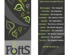 #14 pentru Design a Bookmark de către danielapirri