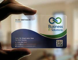 aminur33 tarafından Design some Business Cards for Business IT Solutions için no 4